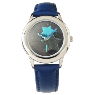 Blue & Hot Stars Watch