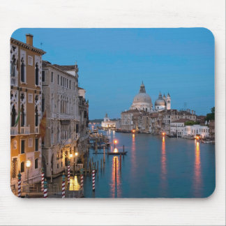 Blue hour Canale Grande Mousepad