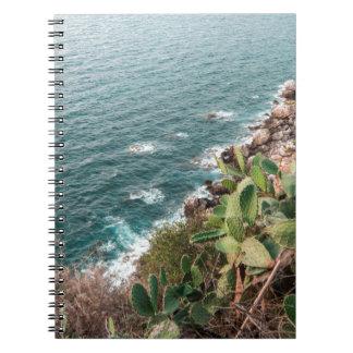Blue hour notebook