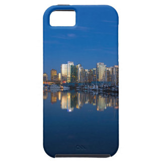 Blue Hour Reflection of Vancouver BC iPhone 5 Case