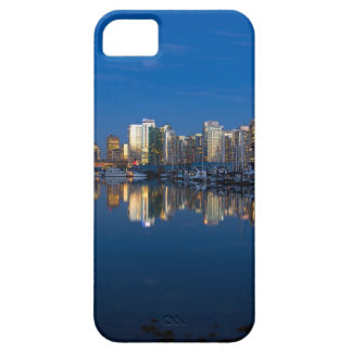 Blue Hour Reflection of Vancouver BC iPhone 5 Covers