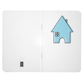Blue House customizable Realtor journal