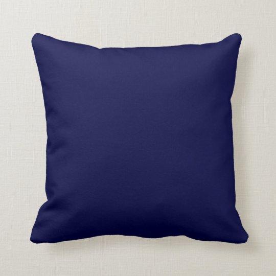 Blue Hue II Throw Pillow
