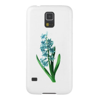 Blue Hyacinth by Pierre Joseph Redoute Case For Galaxy S5