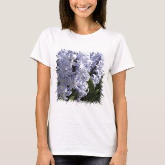 Blue Hyacinth Ladies T-Shirt