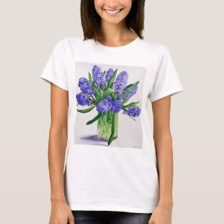 Blue Hyacinths T-Shirt