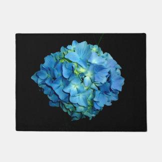Blue Hydrangea Doormat