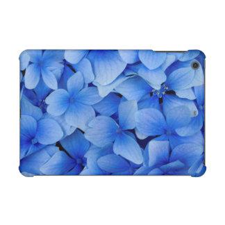 Blue Hydrangea Flowers iPad Mini Covers