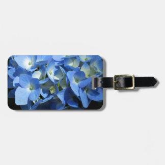 Blue Hydrangea II Luggage Tag