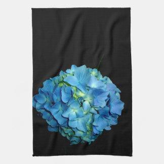 Blue Hydrangea Kitchen Towel