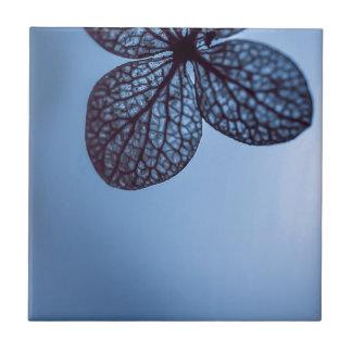 Blue Hydrangea Tile