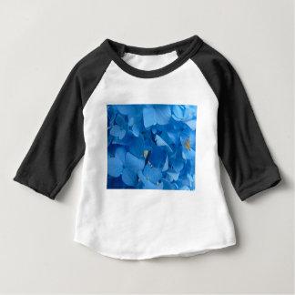 Blue Hydrangeas Baby T-Shirt