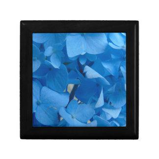 Blue Hydrangeas Gift Box