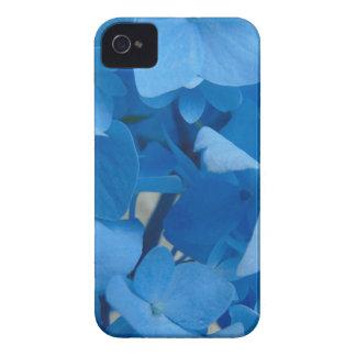 Blue Hydrangeas iPhone 4 Case-Mate Case