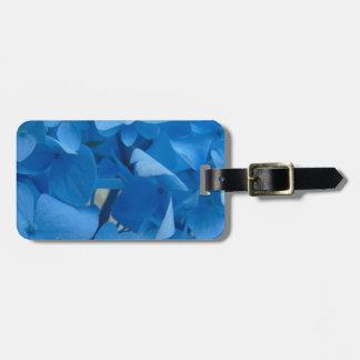 Blue Hydrangeas Luggage Tag