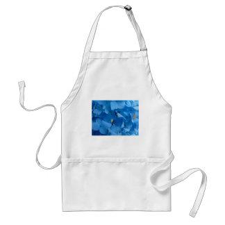 Blue Hydrangeas Standard Apron