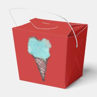 BLUE ICE-CREAM MINT ICE CREAM,BUBBLE GUM FAVOR BOX