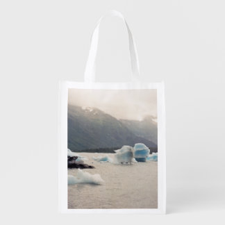Blue Ice Grocery Bags