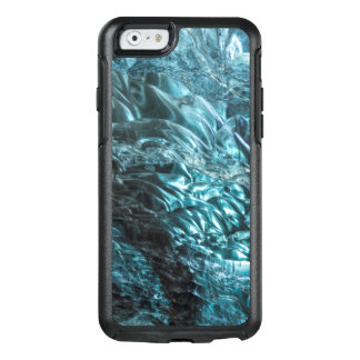 Blue ice of an ice cave, Iceland OtterBox iPhone 6/6s Case