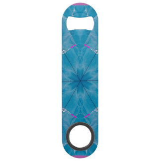 Blue Ice Speed Bottle Opener
