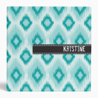 Blue iKat large binder