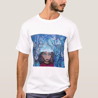 Blue in the rain T-Shirt
