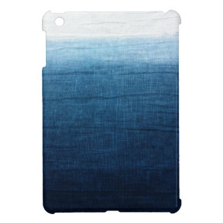 Blue Indigo Ombre Fade. Japanese Art! Cover For The iPad Mini