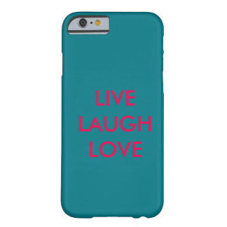 Blue iPhone 6 case