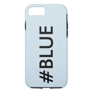 #BLUE iPhone 7 Phonecase iPhone 8/7 Case