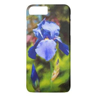 Blue Iris Case-Mate iPhone Case