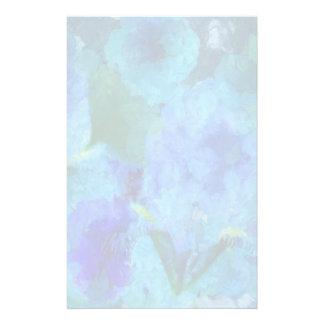 Blue Iris Stationery