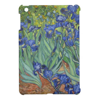 Blue Irises Case For The iPad Mini