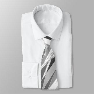 Blue Is Purple Designer Tie (Greyscale Edition)