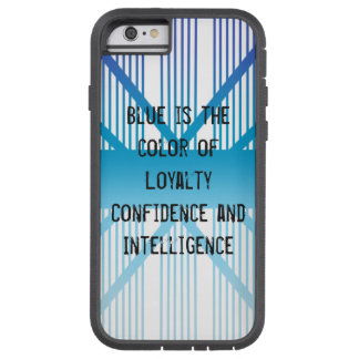 Blue is... tough xtreme iPhone 6 case