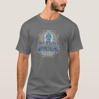 Blue Jackalope Moonshine T-Shirt
