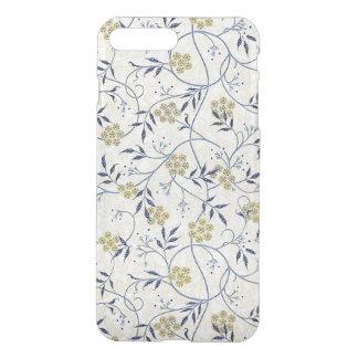 Blue Jasmine iPhone7 Plus Clear Case