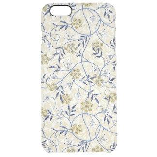 Blue Jasmine iPhone 6/6S Plus Clear Case