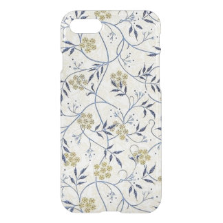Blue Jasmine iPhone 7 Clear Case
