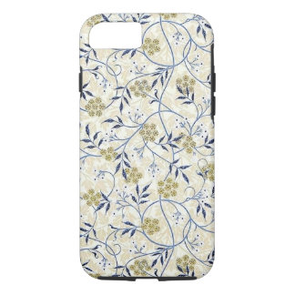Blue Jasmine iPhone X/8/7 Tough Case