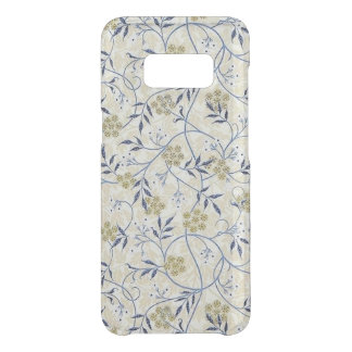 Blue Jasmine Samsung Galaxy S8 Clearly Deflector Uncommon Samsung Galaxy S8 Case