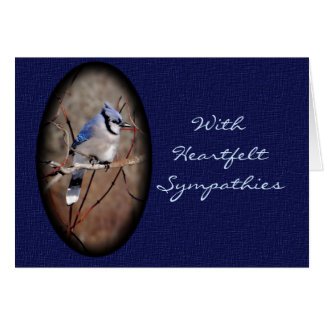 Blue Jay 8878- customize any occasion Card