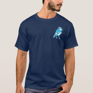 Blue Jay Accent Men's T-Shirt