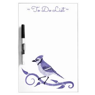 Blue Jay Dry Erase Board