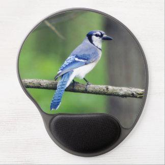 Blue Jay Gel Mousepad