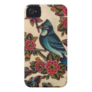 blue jay iPhone 4 Case-Mate case