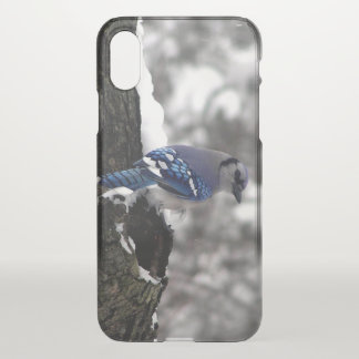 Blue Jay iPhone X Case