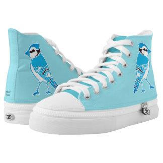 Blue Jay Light Blue Shoes