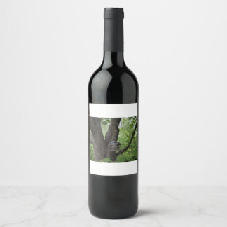 Blue Jay Wine Label