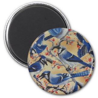Blue Jays 2 Inch Round Magnet