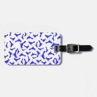 Blue Jays Luggage Tag